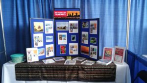 American Birding Expo Booth, Naturalist Journeys